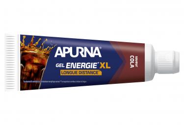 Gel Energétique APURNA Longue Distance XL Cola 70g