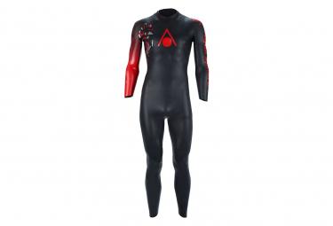 Aqua Sphere Racer V3 Neoprene Suit Black / Red