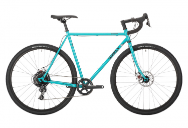 Gravel Bike Surly Straggler 700c Sram Apex 11V Bleu