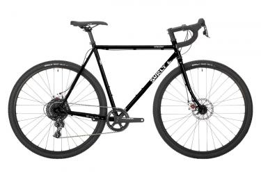 Gravel Bike Surly Straggler 650b Sram Apex 11V Noir