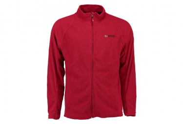 Micro polaire rouge garçon Geographical Norway Tug