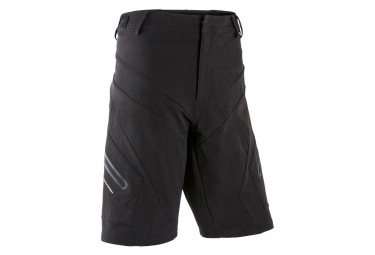 Pantalones cortos sin piel Rockrider ST 900 negros