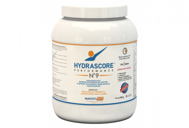 Isotonic drink of the effort Hydrascore N ° 9 Red Fruits 800g