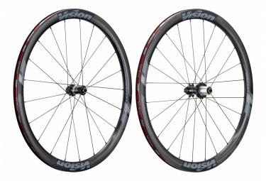 Paire de Roues Vision Metron 40 SL Carbon Disc   12x100 - 12x142mm   Centerlock