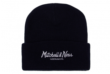 Image of Bonnet mitchell et ness pinscript