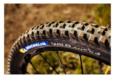 Pneu VTT Michelin Wild AM2 Competition Line 27.5'' Tubeless Ready Souple Gravity Shield GUM-X E-Bike Ready