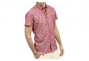 Chemise rose homme Oxbow Cedeni