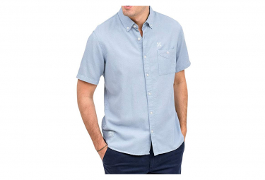 Chemise bleue homme Oxbow Corakar