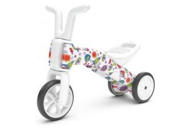 Bunzi Fabulous artist design tricylce et draisienne 2 en 1