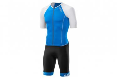 Trifonction Triathlon Homme SAILFISH Aerosuit Competition Pro - Black / Blue