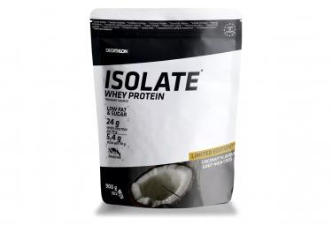 Domyos bebida proteica de coco whey isolate 900g