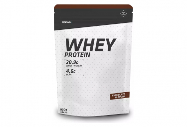 Boisson Protéinée Domyos Whey Chocolat 900g