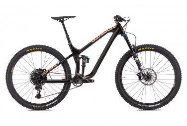 MTB Doble Suspensión NS Bikes Define 150 2 29'' Noir 2021