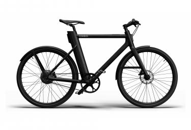 Vélo de ville électrique Cowboy 3 Noir 2021 Garde-boues inclus
