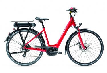 Bicicleta Ciudad Mujer Gitane  e-Salsa Yamaha D8 26 Rouge