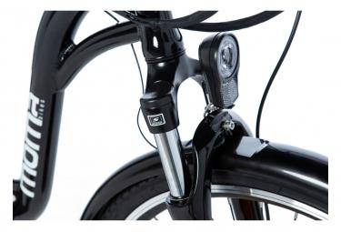 Vélo de ville électrique, Momabikes, E-Bike-28.2 , SHIMANO 7V, Freins a Disque Hydraulique Batterie 36V 16Ah
