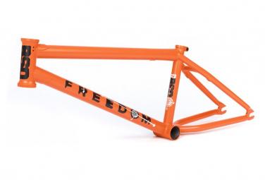 BMX BSD Freedom Frame Orange