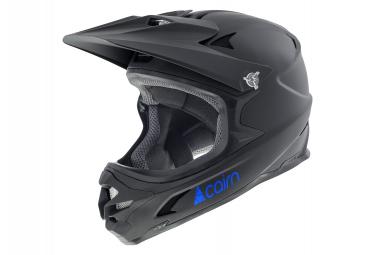 Casco Integral Cairn X Track Loc Mat Negro   Azul Xl  60 62 Cm