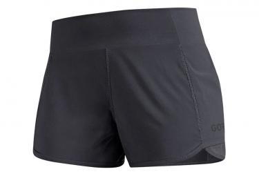 Short Femme Gore Wear R5 Noir