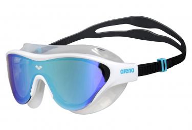 Arena the one gafas efecto espejo azul   blanco