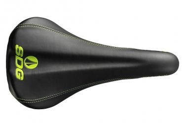 SDG Saddle BEL AIR Steel Black/Green