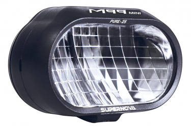Luce anteriore Supernova M99 Mini Pure Black