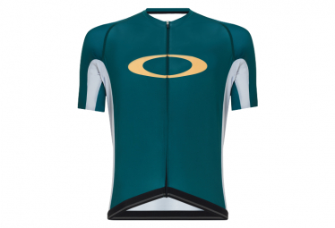 Maillot Manches Courtes Oakley Icon 2.0 Vert