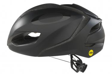 Oakley Aro 5 Mips Aero Helm Blackout / Schwarz