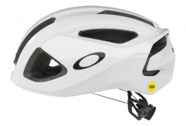 Oakley Aro 3 Lite Mips Aero Helm Weiß