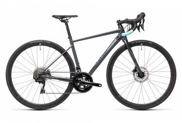 Cube Axial WS Race Women Road Bike Shimano 105 11S 700 mm Grey Mint Green 2021