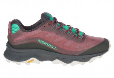 Chaussures de Randonnée Femme Merrell Moab Speed Violet