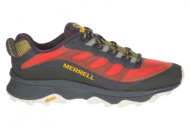 Merrell Moab Speed Gore-Tex Orange Wanderschuhe für Herren