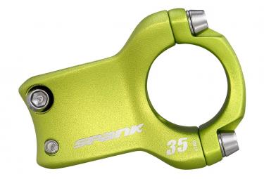 Potence Spank Spike Race 2 0° 31.8 mm Vert