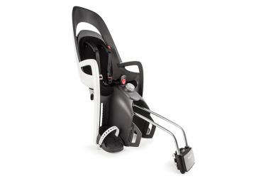 Asiento De Bicicleta Infantil Reclinable Hamax Caress Blanco Gris Negro