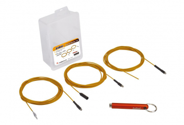 Guide Câbles IceToolZ 2,5mx1mm Jaune (x3)