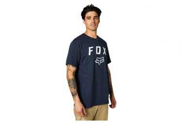 T-Shirt Manches Courtes Fox Legacy Moth Bleu