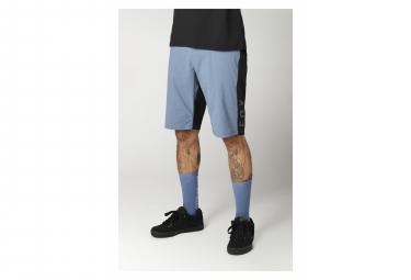 Short avec Peau Fox Ranger Water Bleu