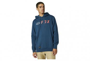 Sudadera Fox Apex Fleece Azul Oscuro Xl