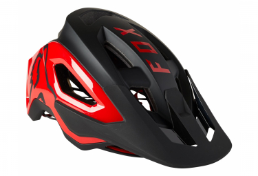 Fox Speedframe Pro Mips Helmet Black / Red