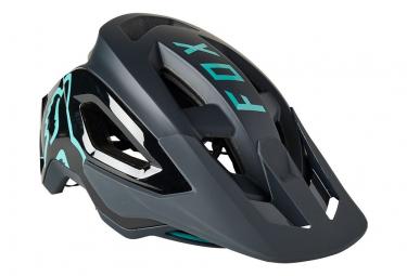Fox Speedframe Pro Mips Türkis Helm