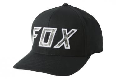 Casquette Fox Down'N'Dirty Flexfit Noir / Blanc