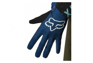 Gants Longs Fox Ranger Bleu Foncé