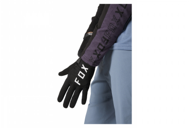 Fox Ranger Gel Long Gloves Black