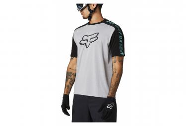 Fox Ranger DR Kurzarm Jersey Grau