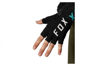 Fox Ranger Gel Short Gloves Black