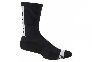 Fox 8 '' Ranger Cushion Socks Black