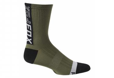 Fox 6 '' Socks Green