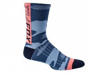 Fox 6 '' Ranger Socks Camo Blue