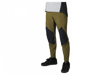 Pantalones Verdes Fox Defend 32