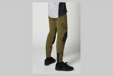 Pantalon Fox Defend Vert